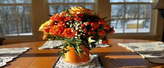 how to make a christmas centerpiece pickupflowers